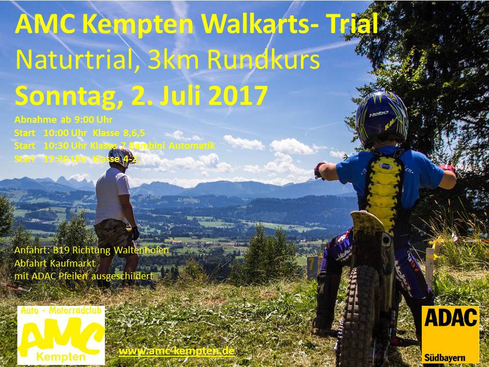 Plakat Walkarts 2017